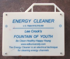 energy cleaner