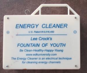 energy cleaner