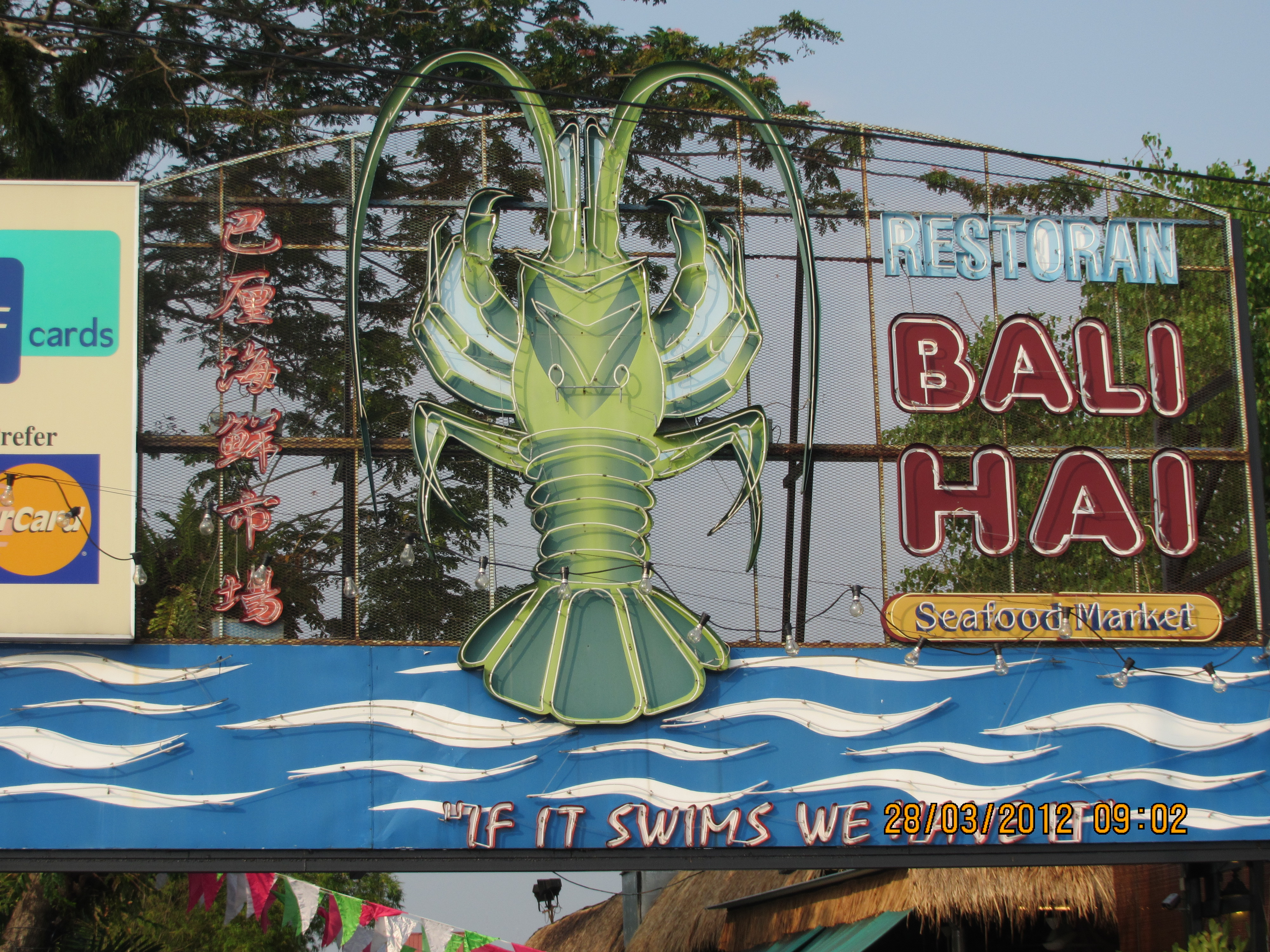 Penang Dim Sum Yum A Visit To Bali Hai Tropical Expat