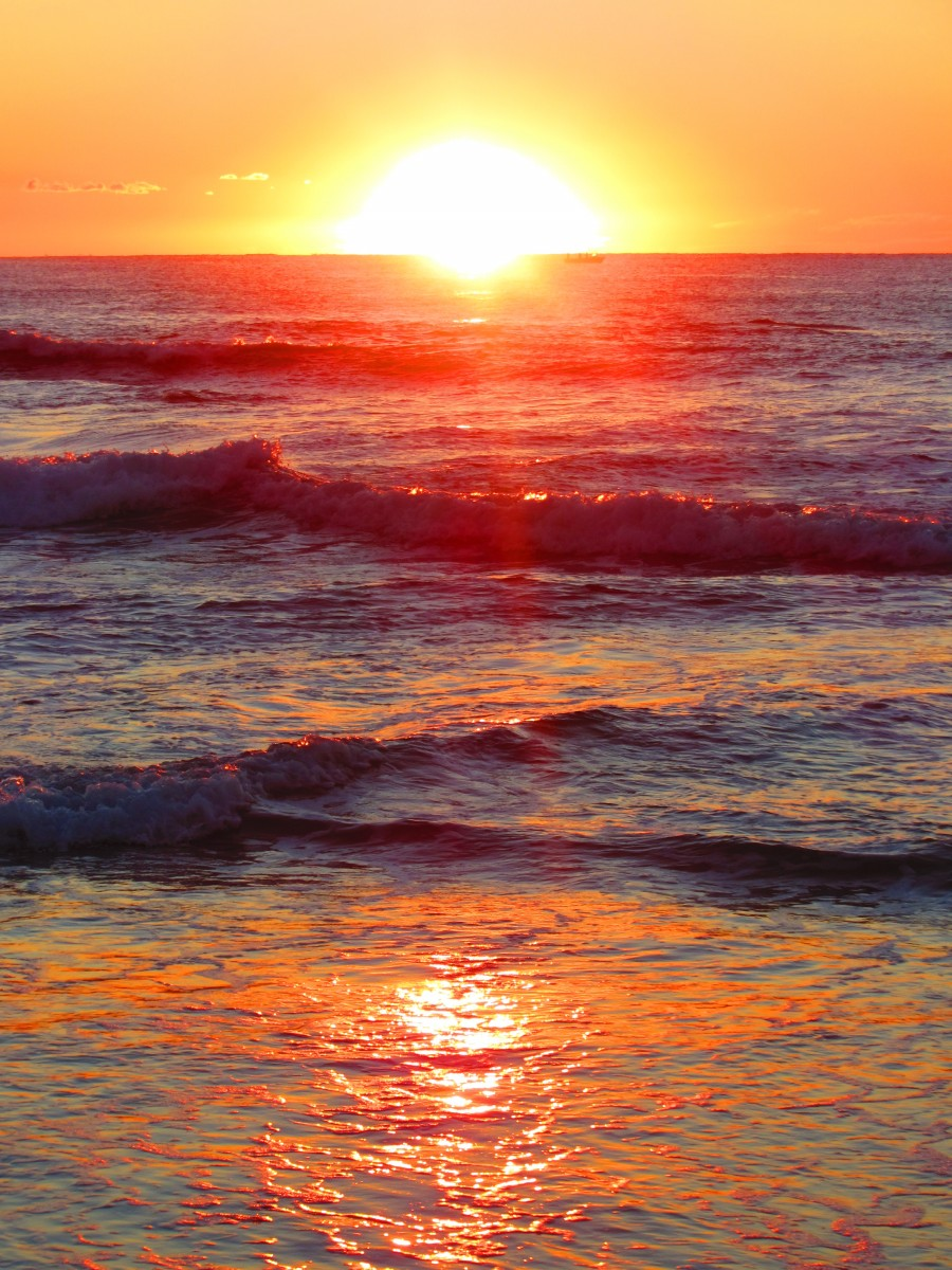 Sunrises And Sunsets Of 2012