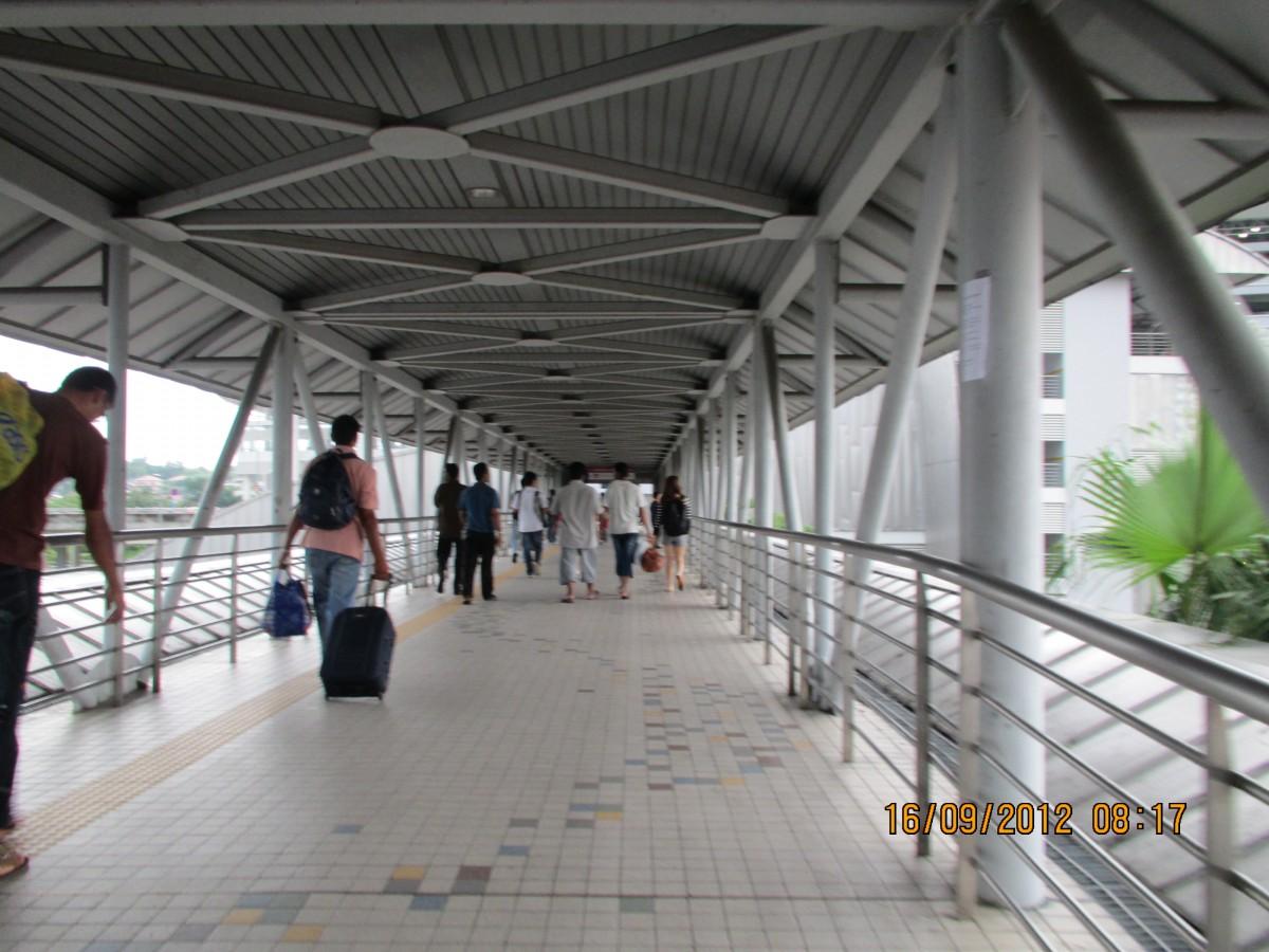 kuala lumpur sentral train station to malacca by bus aka. Black Bedroom Furniture Sets. Home Design Ideas
