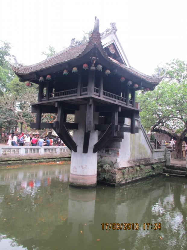 one tree pagoda
