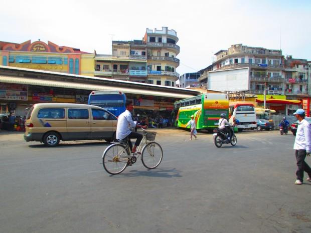 Sorya Bus Station