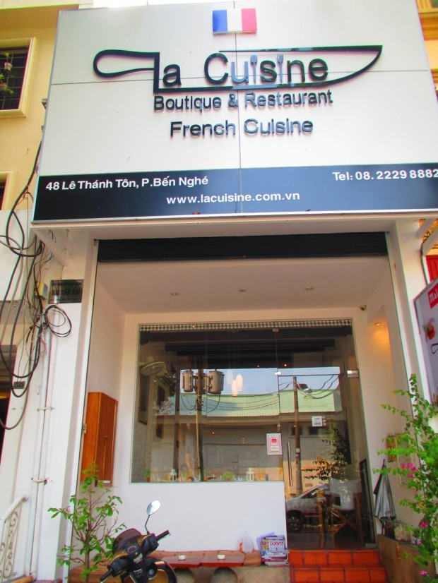 La Cuisine, 48 Le Thanh Ton
