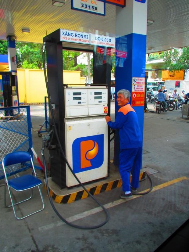 price of petrol