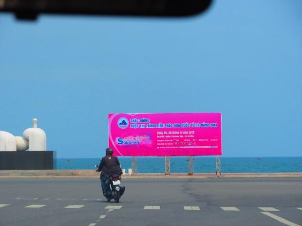 nice pink sign