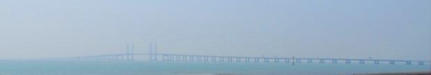 Penang's second bridge