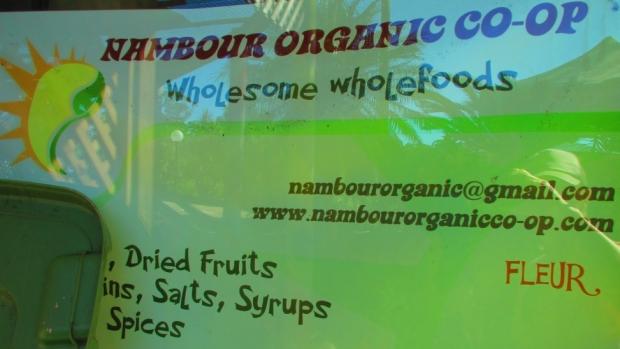 organic is popular