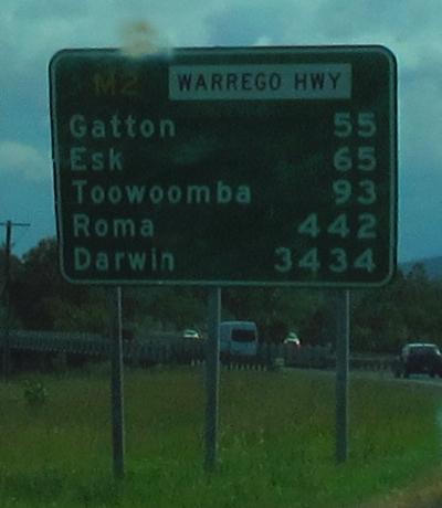 3434 to Darwin