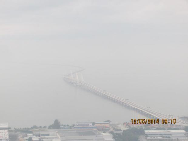 Penang's second bridge