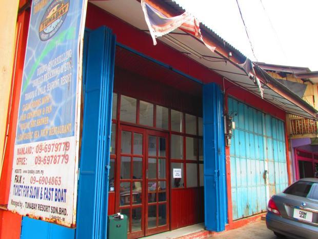 Tuna Bay office in Kuala Besut