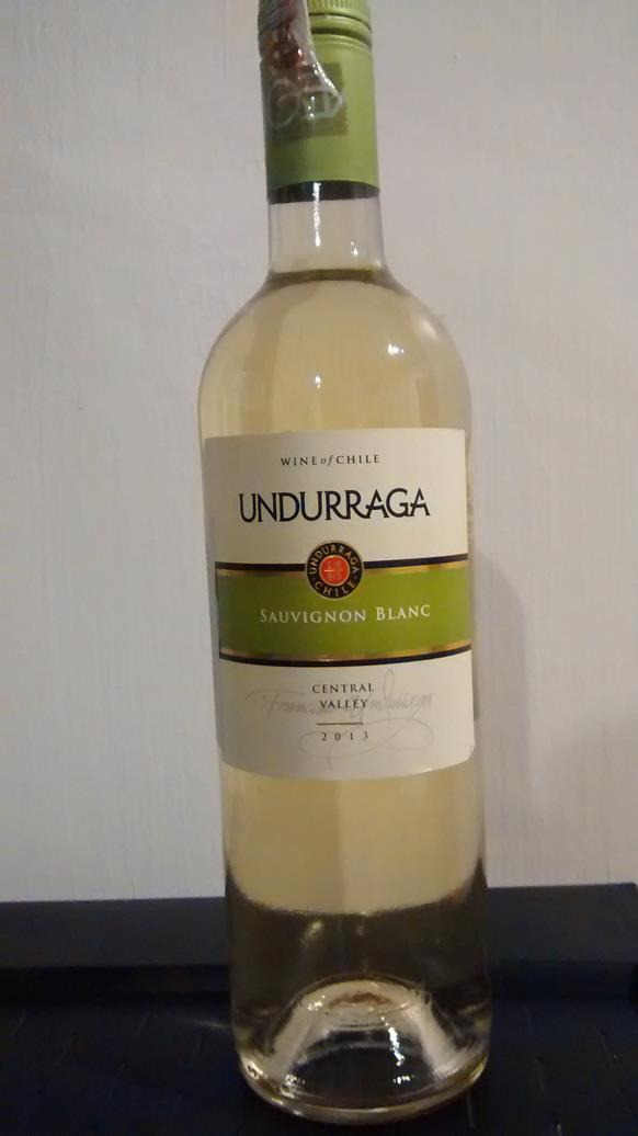 This Chilean white wine is RM28.