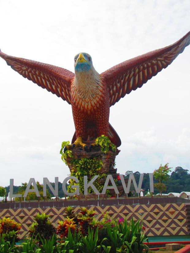 Lankawi's symbol