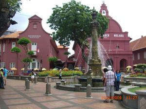 centre of Malacca