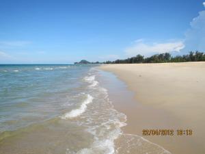 an east coast beach