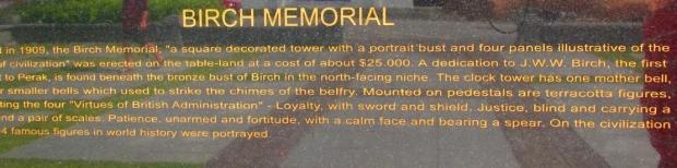 Birch memorial