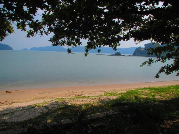 beach further north