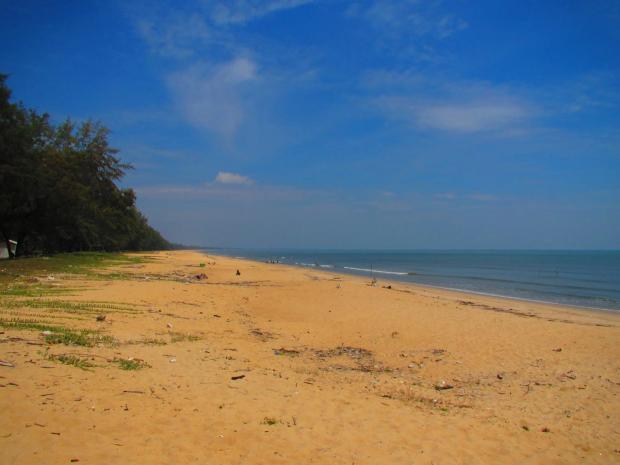 more empty beaches