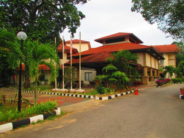 Suria Hotel, Cherating