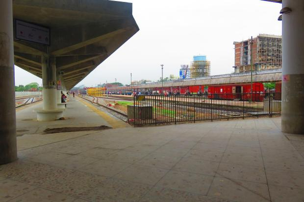 platforms at Chittagong