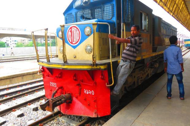 locomotive shunting