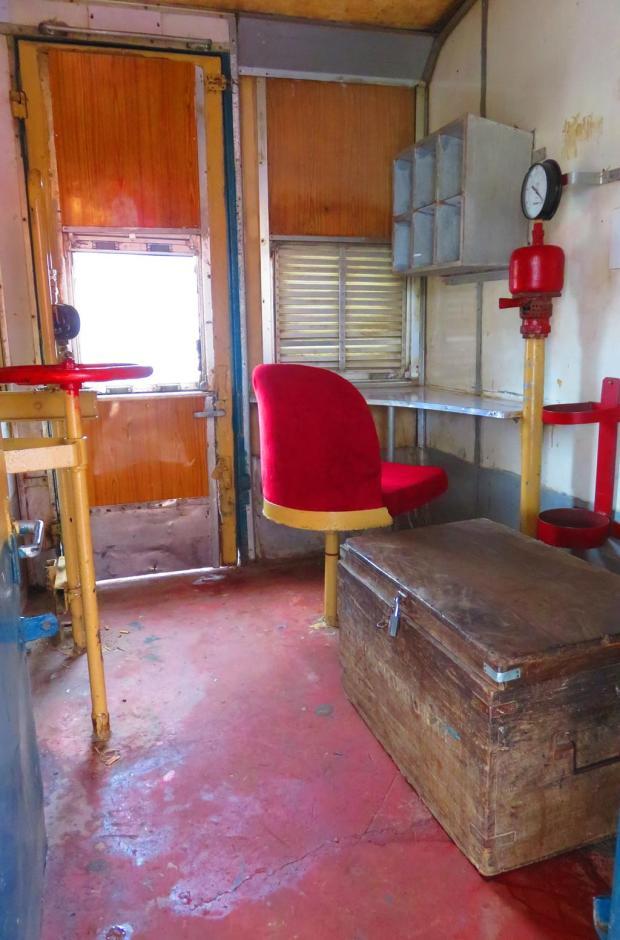 guard compartment