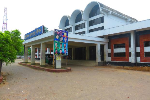 Srimangal Station