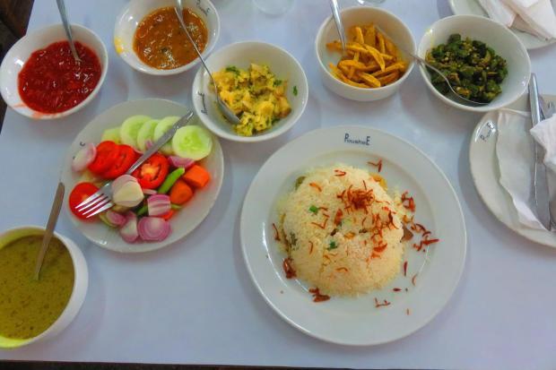 Poushee Restaurant