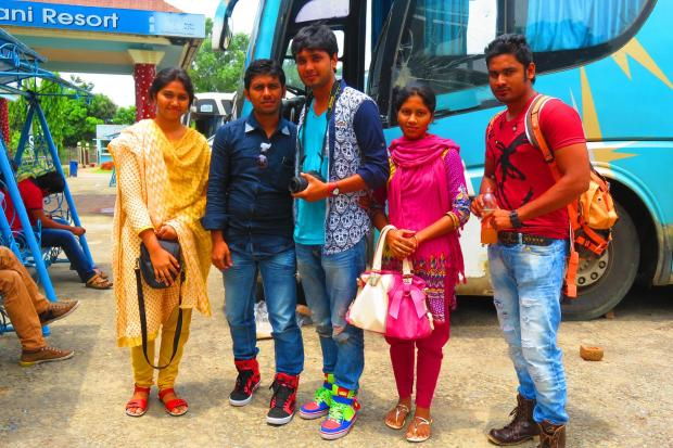 They are heading back to Chittagong
