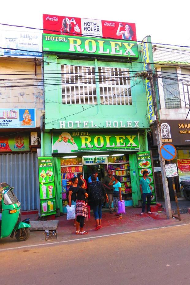 Rolex restaurant