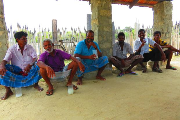 a palmrya toddy drinking joint