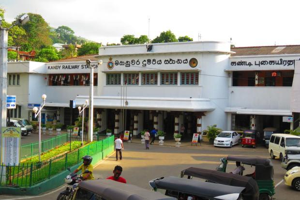 at Kanday Station
