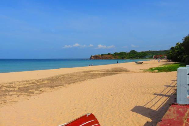 plenty of nice beaches