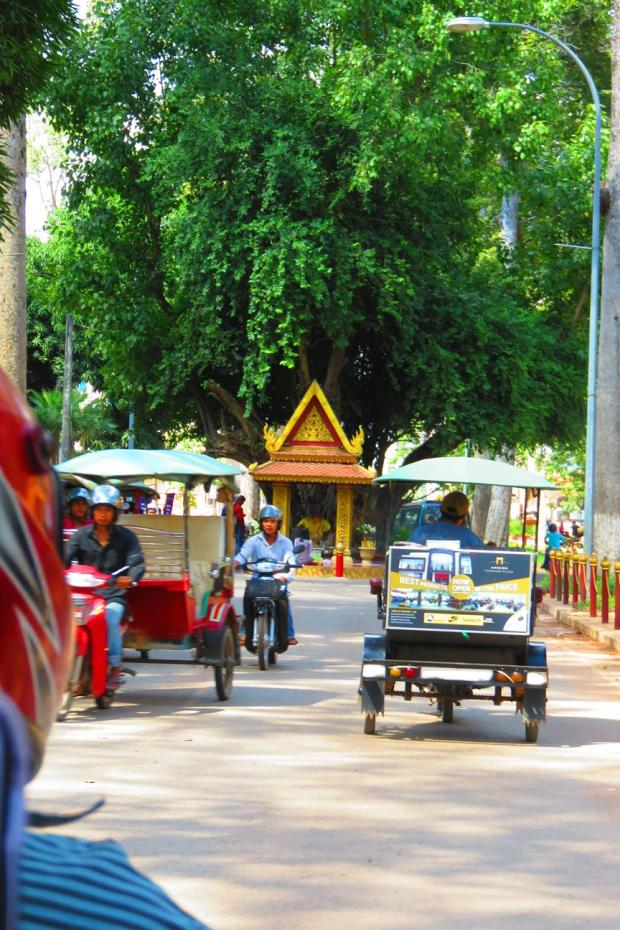 around Siem Reap