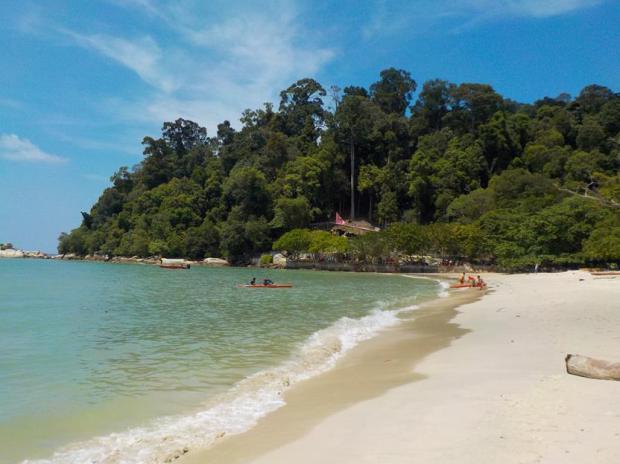 Nippah Bay