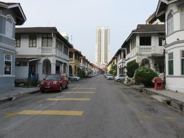 nice houses on Lorong Bangkok