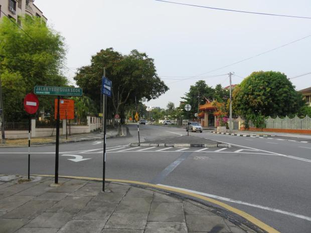 Jalan Cantonment