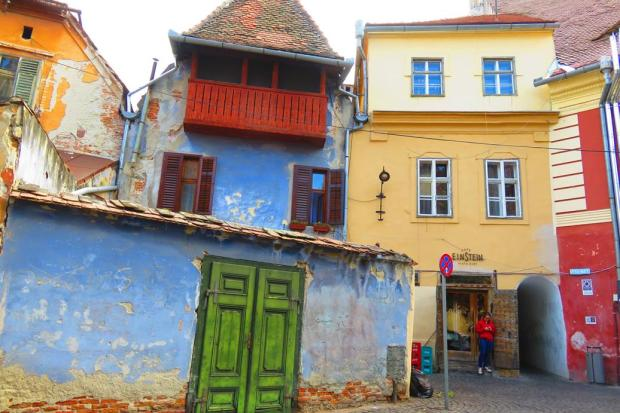 Sibiu, Transylvania