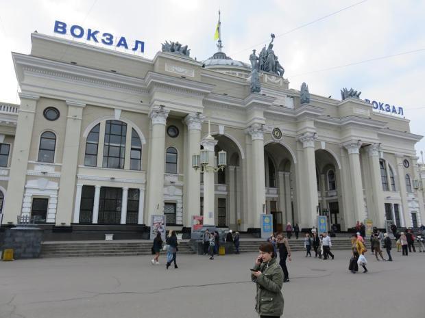 Odessa station