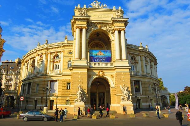 the Opera