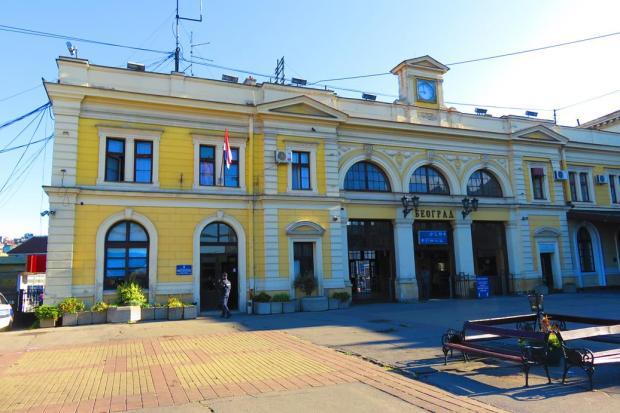 Belgrade Station