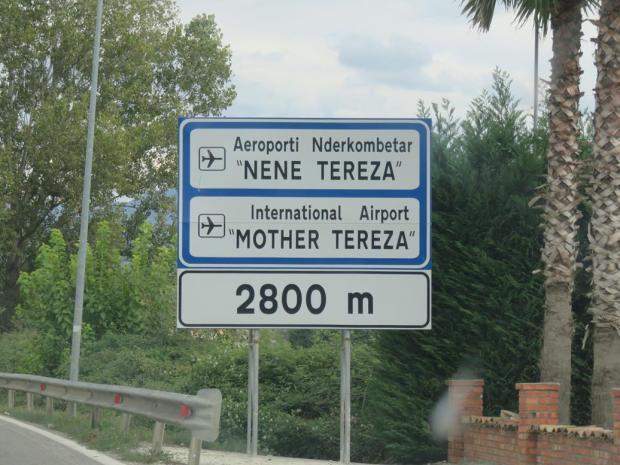 Both Albania and Macedonia claim Mother Teresa