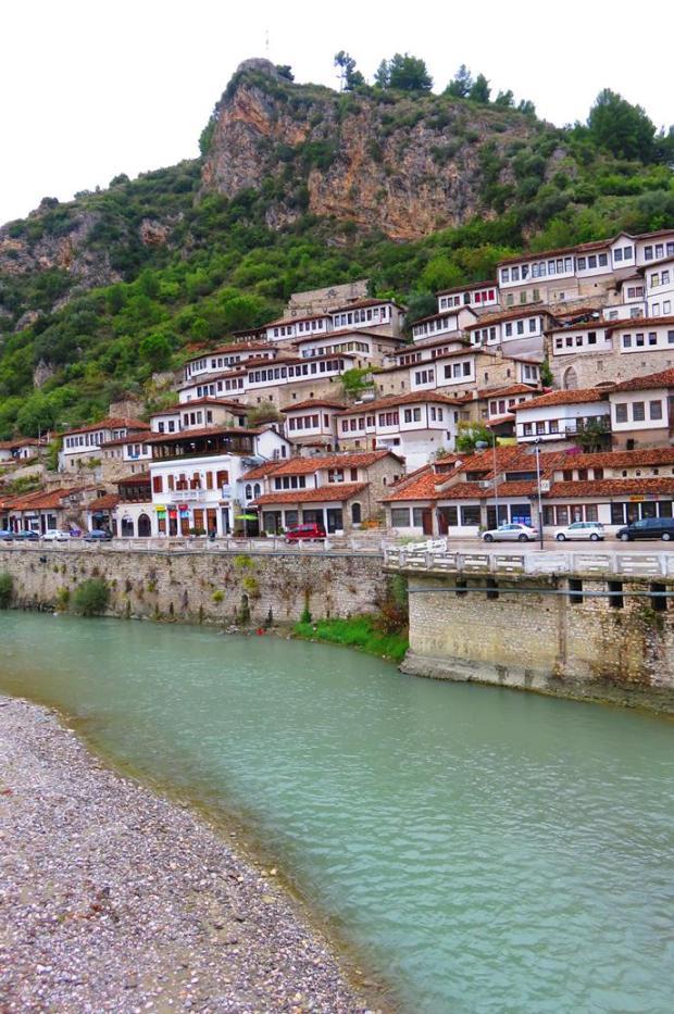 river in Berat