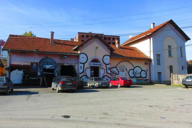 Pristina Station