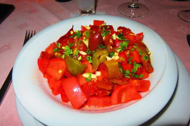 Macedonian salad