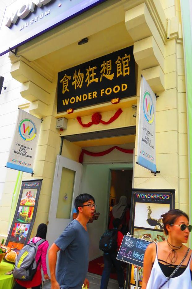Food Museum on Beach Street