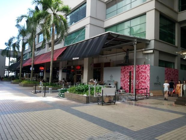 Coffee shops in Gurney Plaza