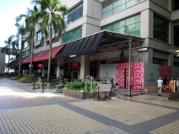 Coffee shops in Gurney Plaza